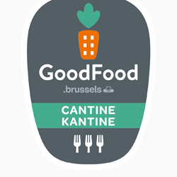 Labels cantine et resto Good Food